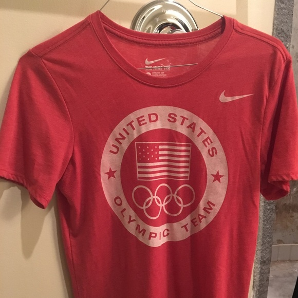 c4b450d8 Nike Shirts   Air Team Usa Olympics Dri Fit Tshirt   Poshmark